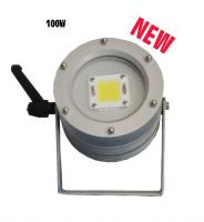 FISHING LED LIGHT MINI 100W COOL WHITE (UNDERWATER USE ONLY)